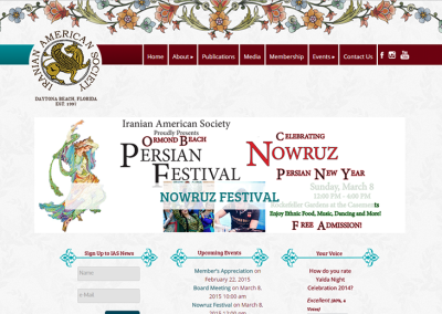 Iranian American Society