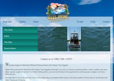Reel Deal Offshore Fishing
