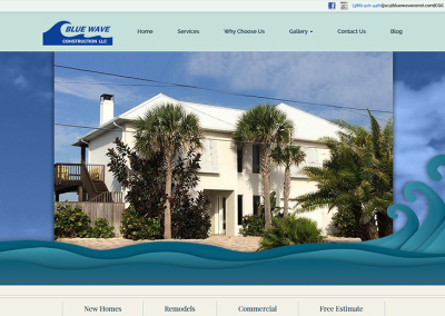 Blue Wave Construction, LLC