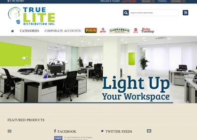 Truelite Distribution Inc.