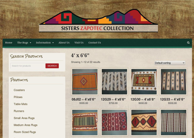 Sisters Zapotec Collection
