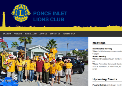 Ponce Inlet Lions Club