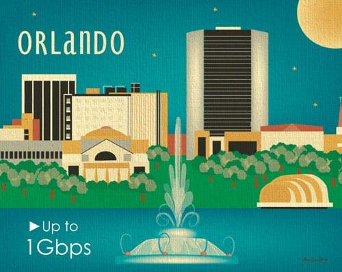 Orlando Fiber Internet