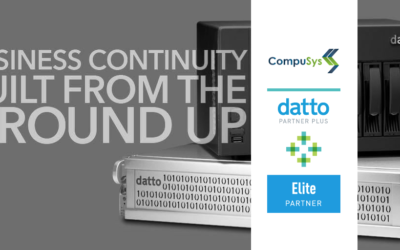 CompuSys Achieves Elite Partner Status With Datto